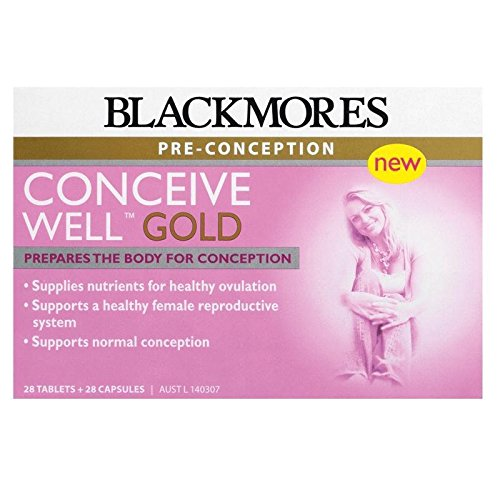 Blackmores Concive well gold