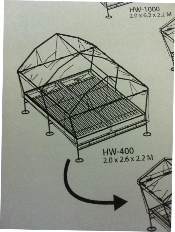 ชุดปลูกพืช HW-400