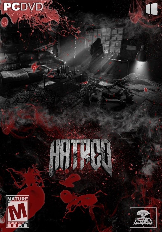 Hatred ( 1 DVD )
