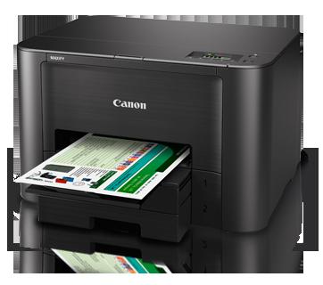 Canon MAXIFY iB4070 Printer เครื่องพิมพ์อิงค์เจ็ท ไฮเอ็นด์สำหรับสำนักงาน