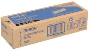Epson S050630 Black Toner Cartridge