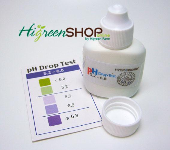 น้ำยาวัดค่ากรด-ด่าง(Ph drop test) ขนาด 15 ml