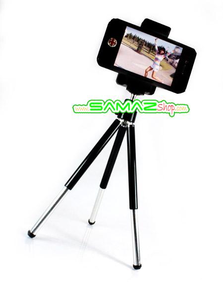 ราคาพิเศษ!! ขาตั้งโทรศัพท์มือถือ Mobile Holder อุปกรณ์เสริมสำหรับคนชอบถ่ายรูป ถ่ายวีดีโอ ถ่ายรูปตัวเอง