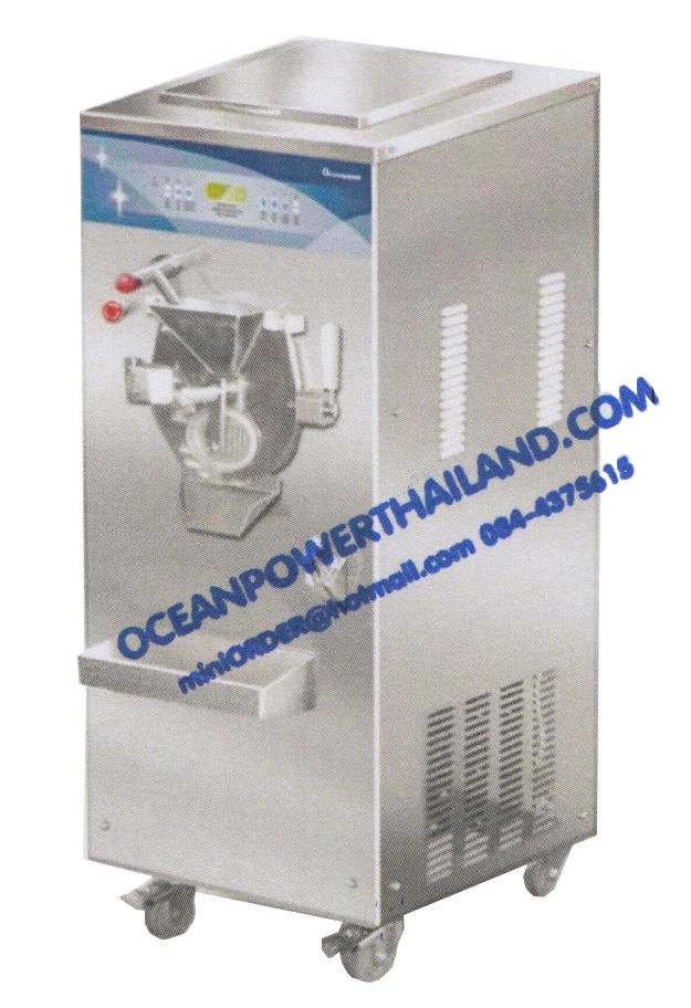 เครื่องทำไอศครีมฮาร์ดเสริฟ oceanpower รุ่น OPAH20 ระบบพรีคูลลิ่ง