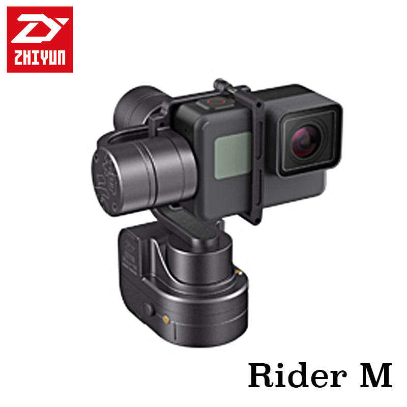 Zhiyun Rider-M WG Wearable 3 Axis Brussless Gopro Camera Gimbal Stablizer with Bluetooth Wireless Controller for GoPro Xiaomi Yi SJ4000