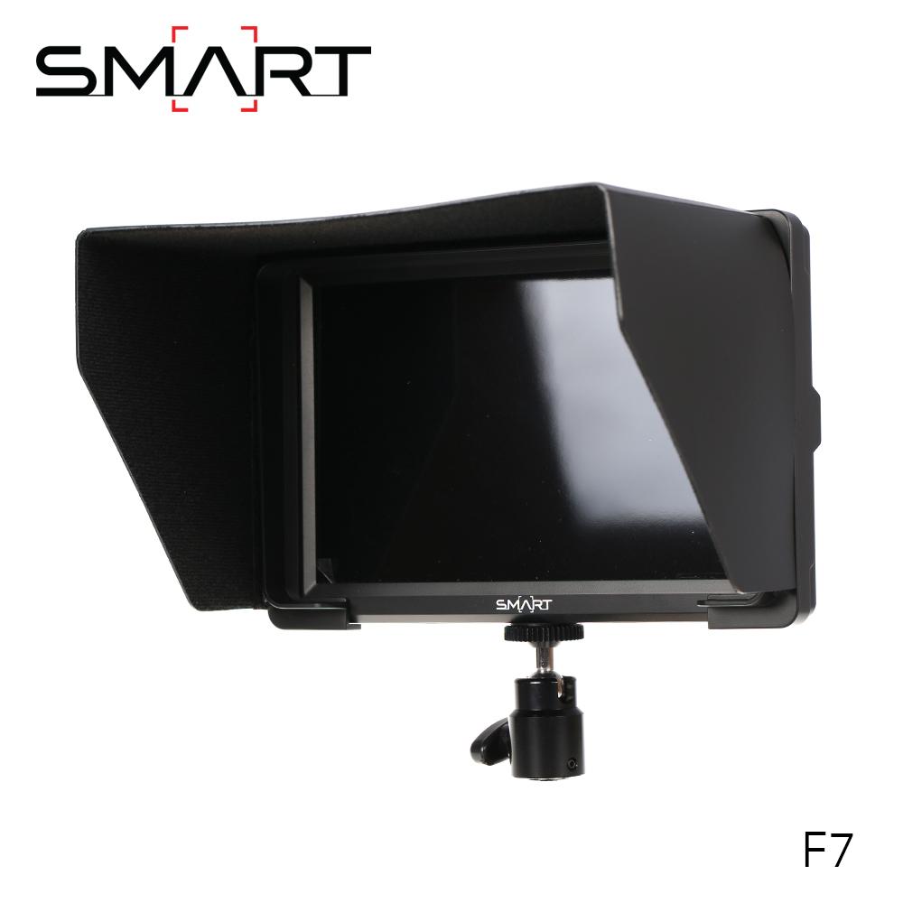 SMART F7 IPS Full HD 1920x1200 4K 7inch HDMI Input Output