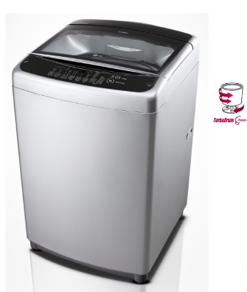 เครื่องซักผ้า LG ระบบ Smart Inverter ความจุซัก 14 กก. T2514VSAL ใหม่ประกันศูนย์ โทร 097-2108092, 02-8825619