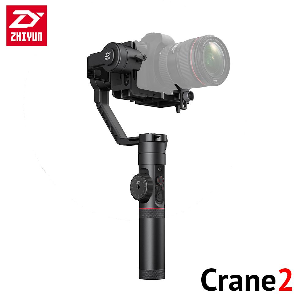 Zhiyun Crane2 New 3-axis Stabilizer Handheld Gimbal for DSLR