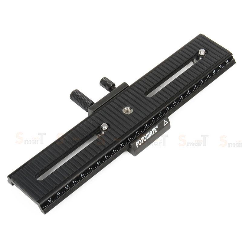 Fotomate LP-02 Macro Focus Rail Plate