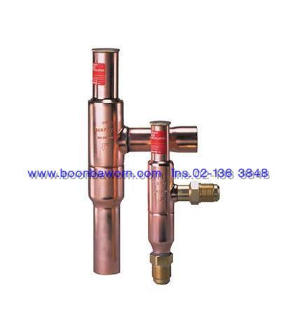 Crankcase Pressure Regulator KVL