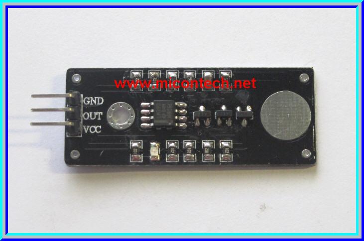 Touch button sensor switch module