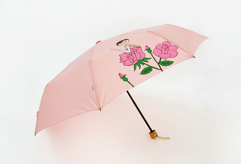 ROSE AURORE UMBRELLA