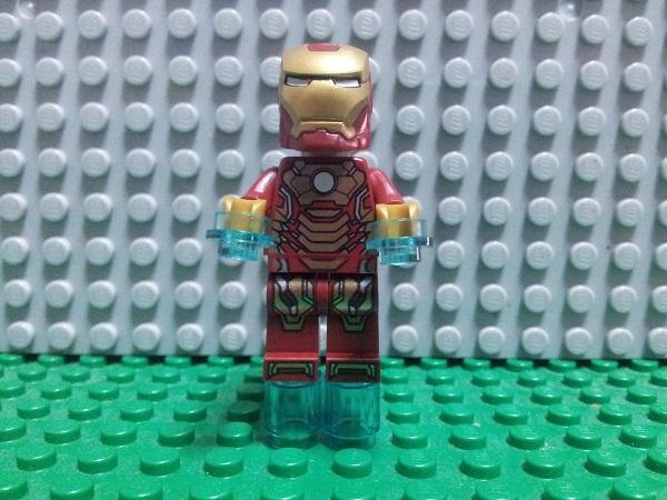 Ironman-Mark 42 Armor