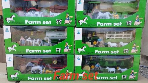 รถ Farm set