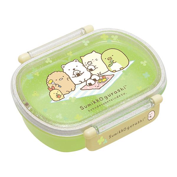 กล่องข้าวฝาใส Sumikko Gurashi