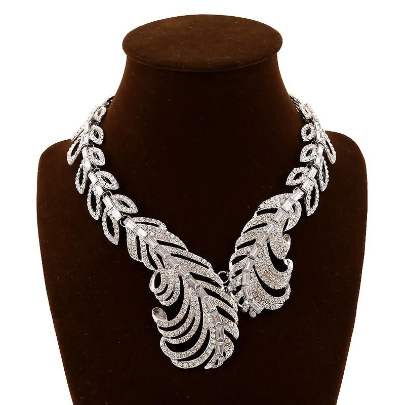 สร้อยคอ Jewelry Feathers