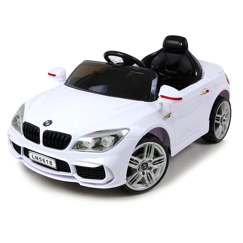 รถแบต BMW...สีขาว