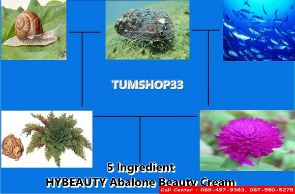 abalone cream